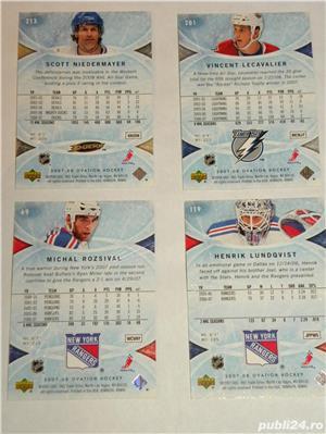 Carduri sport de colectie (Hockey Cards)-NHL (made in SUA) - imagine 3