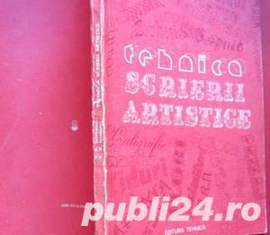 Tehnica scrierii artistice, Vasile Ioacobescu, 1989 - imagine 2