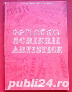 Tehnica scrierii artistice, Vasile Ioacobescu, 1989 - imagine 1