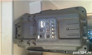 boxa activa 500w cu intrare auxiliar laptop, mobil, cd,ipod, etc ideal pentru sonorizari evenimente - imagine 11