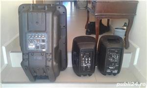 boxa activa 500w cu intrare auxiliar laptop, mobil, cd,ipod, etc ideal pentru sonorizari evenimente - imagine 7