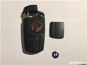 Cheie completa BMW seria 1 / 3 / 5 / X5 CAS3 - imagine 2