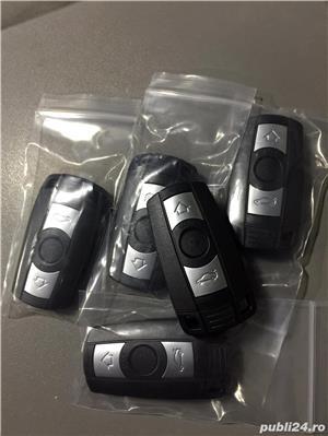Cheie completa BMW seria 1 / 3 / 5 / X5 CAS3 - imagine 3