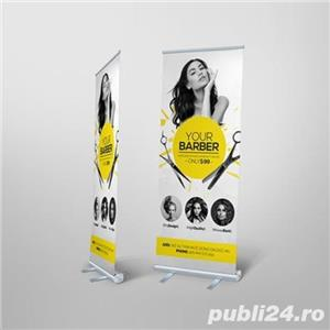 Roll-up | Design modern & Print. Calitate garantata! - imagine 3