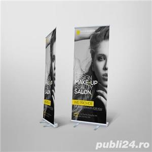 Roll-up | Design modern & Print. Calitate garantata! - imagine 1