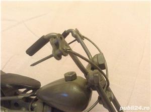 Motociclete miniatura hand made - imagine 7