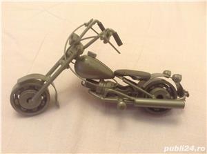 Motociclete miniatura hand made - imagine 1