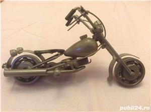 Motociclete miniatura hand made - imagine 5