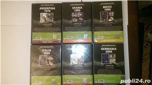 "Vand 6 DVD-uri originale ""Istoria Campionatelor Mondiale de Fotbal  - imagine 4"