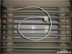 Calorifer electric 9 elementi 2000w - imagine 1