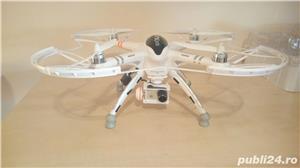 Drona Walkera QR X350PRO pentru filmari aeriene - imagine 1