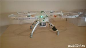 Drona Walkera QR X350PRO pentru filmari aeriene - imagine 5