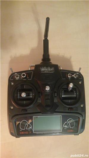 Drona Walkera QR X350PRO pentru filmari aeriene - imagine 3