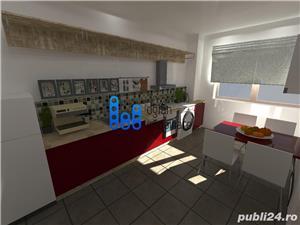 Apartament 4 camere cu pod neamenajat, zona Pictor Brana - imagine 4