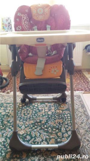 scaun cu masa chicco - imagine 2