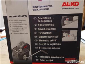Troliu AL-KO 901 PLUS pentru platforme auto - imagine 2