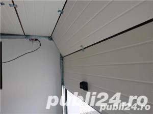 pret usi garaj ieftine automate cu telecomanda targoviste gaesti dambovita - imagine 4