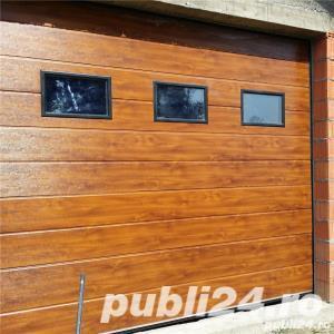 usi garaj porti automate cu telecomanda ieftine la pret rosiori de vede alexandria zimnicea videle - imagine 2