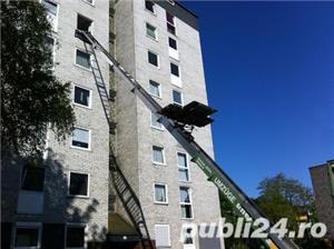 Inchiriem Lift exterior pentru urcat/coborat materiale pana la 25m. - imagine 2