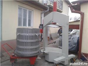 presa struguri hidraulica - imagine 1