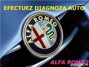 Diagnoza auto Renault Dacia Nissan Fiat Lancia Alfa Romeo cu tester auto si la client - imagine 3