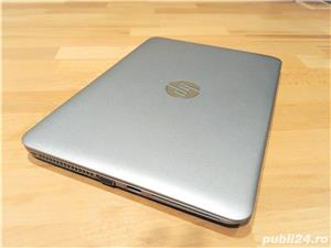 Ultrabook Business HP 820 G3 i5 6300U SSD FullHD Bang Olufsen - imagine 2