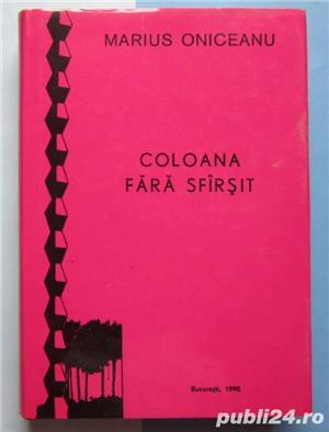 Coloana fara sfarsit, Marius Oniceanu, 1990 - imagine 1
