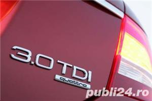 Emblema Audi 2.0 TD,3.0 TDI - imagine 7
