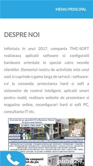 Service IT TMC-SOFT Ramnicu Valcea - imagine 2