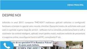 Service IT TMC-SOFT Ramnicu Valcea - imagine 6