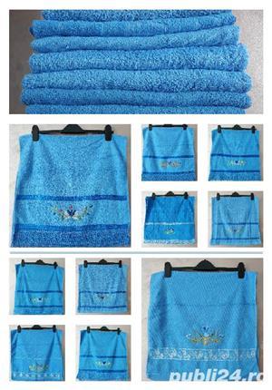 Vand set 10 prosoape de fata pentru uz casnic sau pentru diverse evenimente - imagine 1