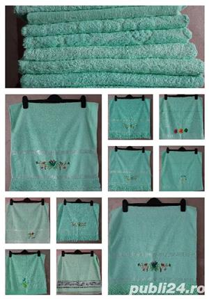 Vand set 10 prosoape de fata pentru uz casnic sau pentru diverse evenimente - imagine 5