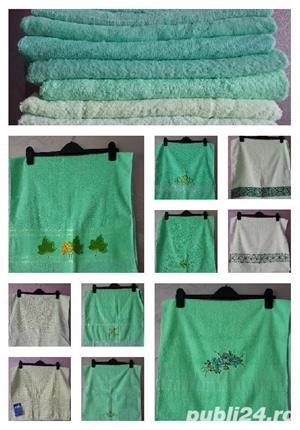 Vand set 10 prosoape de fata pentru uz casnic sau pentru diverse evenimente - imagine 7