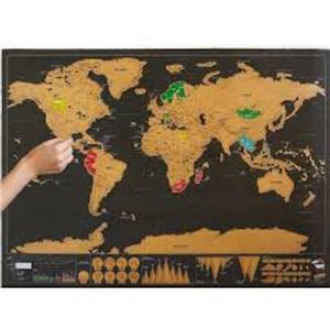 Harta razuibila Mapamond - imagine 2