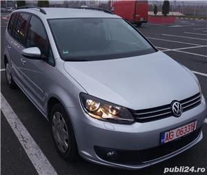 Vw Touran----6300€+tva---euro5 - imagine 1