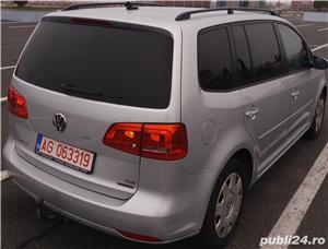 Vw Touran----6300€+tva---euro5 - imagine 4