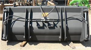 Cupa multifunctionala pentru orice buldoexcavator. - imagine 3