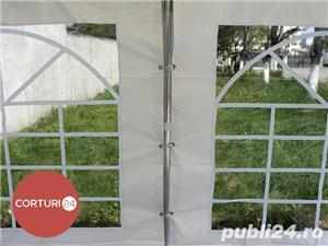 Promotie: 6X8 M CORT EVENIMENTE, PVC ALB - imagine 8