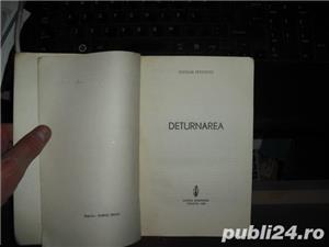 """"""" DETURNAREA """" de NICOLAE PETOLESCU EDITURA SCRISUL ROMANESC 1980 - imagine 2"""