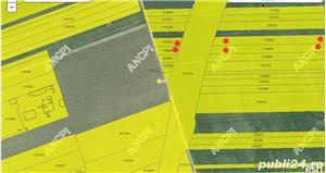 Teren 7083 mp ocolitoarea  centura Brasov Tarlungeni Sacele - imagine 7