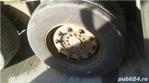 Dezmembrari semiremroca Schmitz, axe (punte) SAF mega pe disc - imagine 6