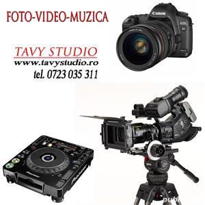 Foto Video Sonorizari Lumini Flori Fotograf Cameraman Filmare Albume