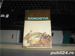 """Banchetul"" de Alonso Zamora Vicente Editura Univers Bucuresti 1986 - imagine 1"