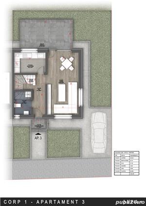 Vila tip duplex disponibil imediat birou dezvoltator comision 0 - imagine 2