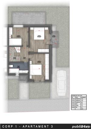 Vila tip duplex disponibil imediat birou dezvoltator comision 0 - imagine 1