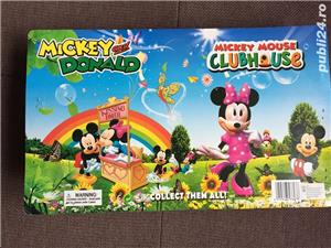 Set 6 figurine cu Mickey Mouse,.Donald,Daisy si Minnie,noi - imagine 4