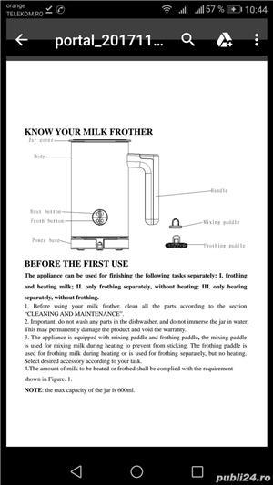 Cana fierbator / racitor - imagine 2