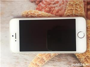 iPhone 5s Silver/White 16GB - imagine 1