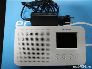 Radio Hitachi KHD-150E (DAB/FM-RDS) - imagine 2
