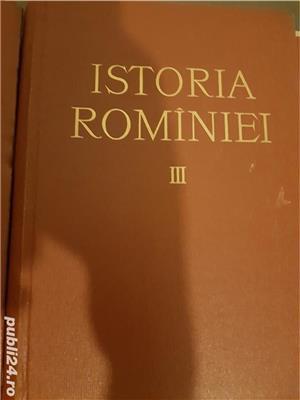 Istoria Romaniei 4 volume - imagine 3